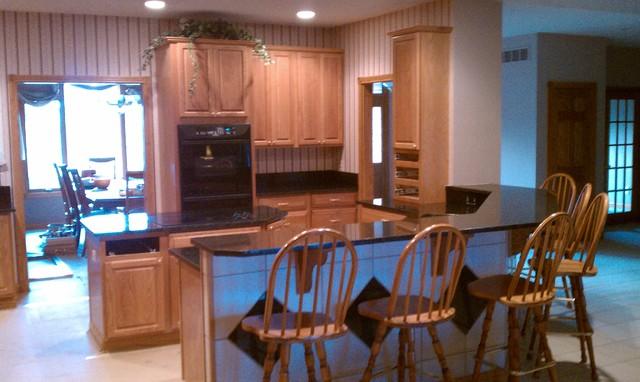 Helmart 2 Kitchens in 1 Home Hamilton Ohio traditional-kitchen