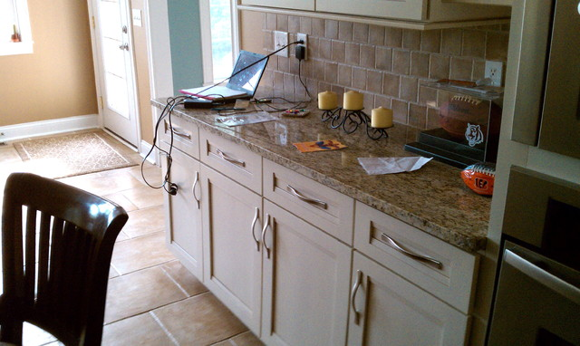 Countertop Replacement Company : Helmart Countertop replacement #123 Santa Silvia traditional-kitchen