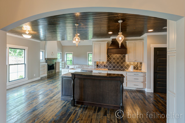 Hennefield plan frank betz contemporary kitchen for Kitchen remodel knoxville tn