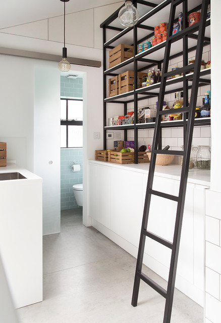 North East London Contemporary Kitchen London By Amberth