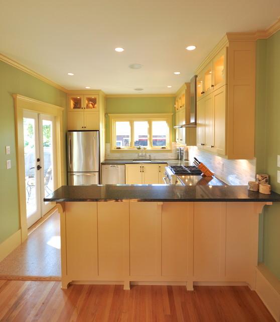 Heritage Home Kitchen