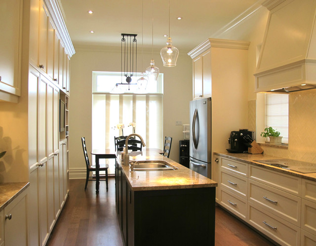 HERITAGE HOME ON ELM AVENUE contemporary-kitchen