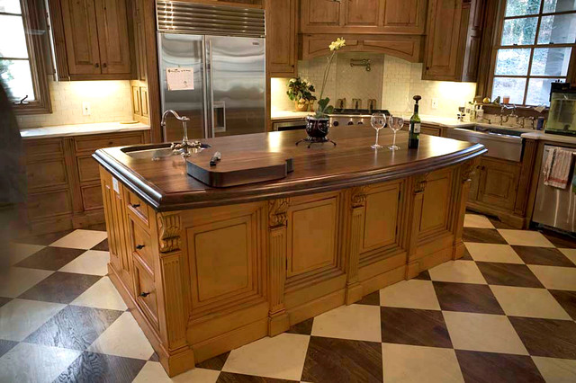 Heritage Wood Countertops