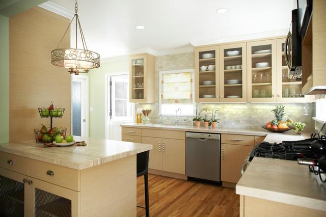 Hermosa Beach Kitchen contemporary-kitchen