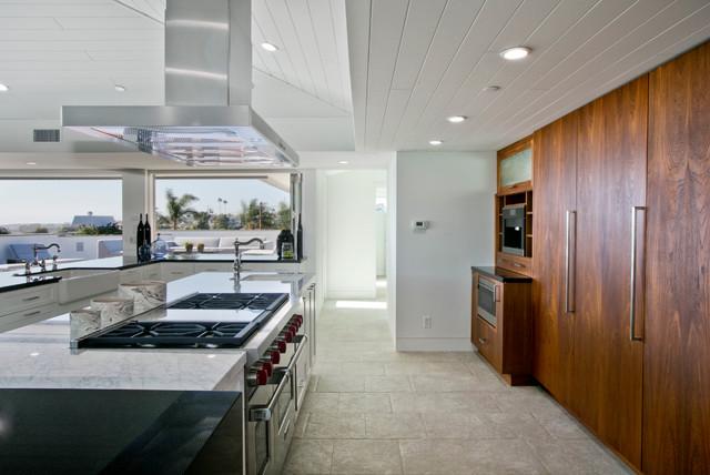 Hermosa Beach Ocean View Family Home Contemporary