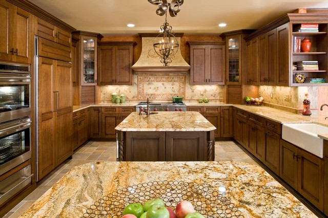 Hernandez Kitchen 1 - Mediterranean - Kitchen - dc metro - by Cameo ...