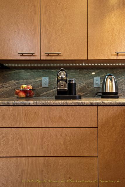 Herzog Full Condo Remodel contemporary-kitchen