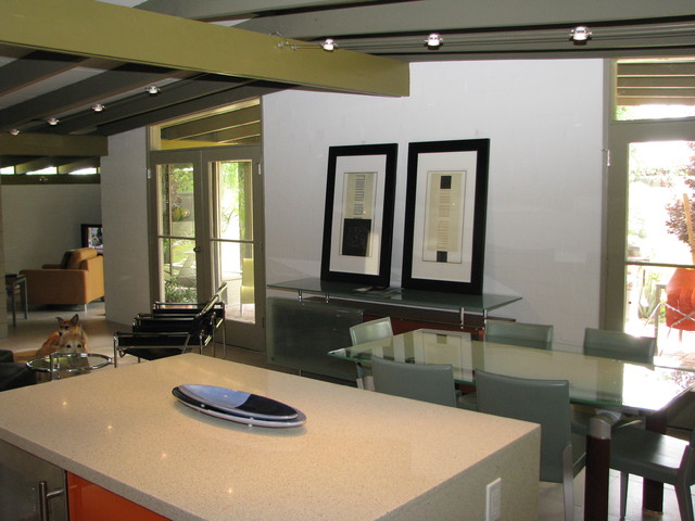 Ralph Haver Mid Century Modern Kitchen Remodel modern-kitchen