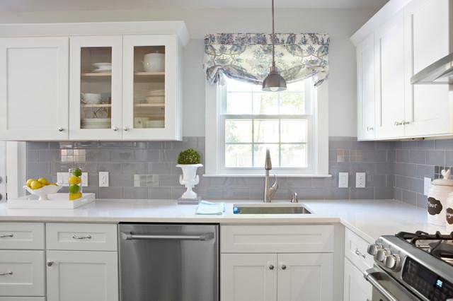 HGTV House Hunters Renovation - Transitional - Kitchen - New ...