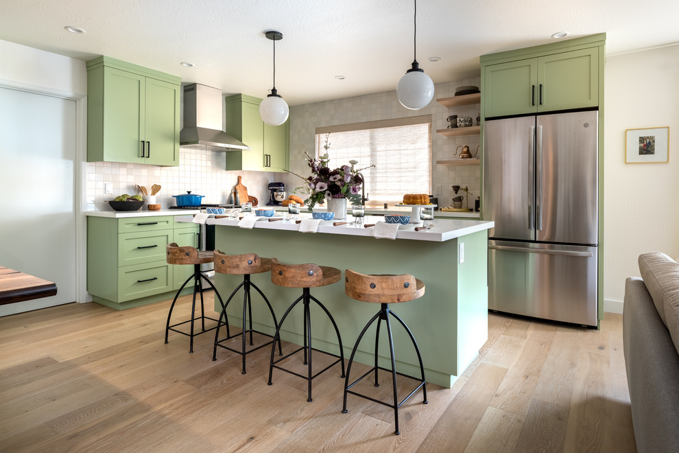 Hgtv Property Brothers Forever Home Transitional Kitchen Other By Creation 7
