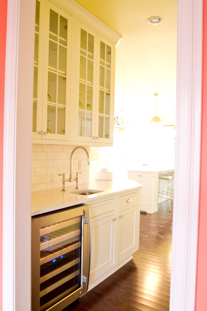 HGTV Showhouse traditional-kitchen