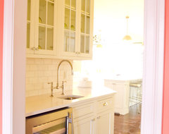 HGTV Showhouse traditional kitchen