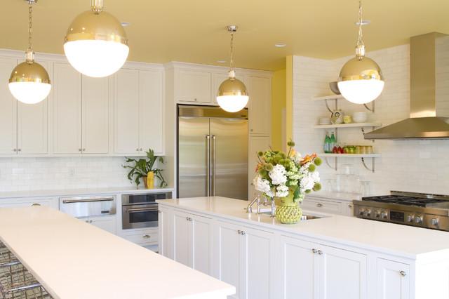 Hgtv Showhouse Traditional Kitchen By Alisha Gwen Interior Design