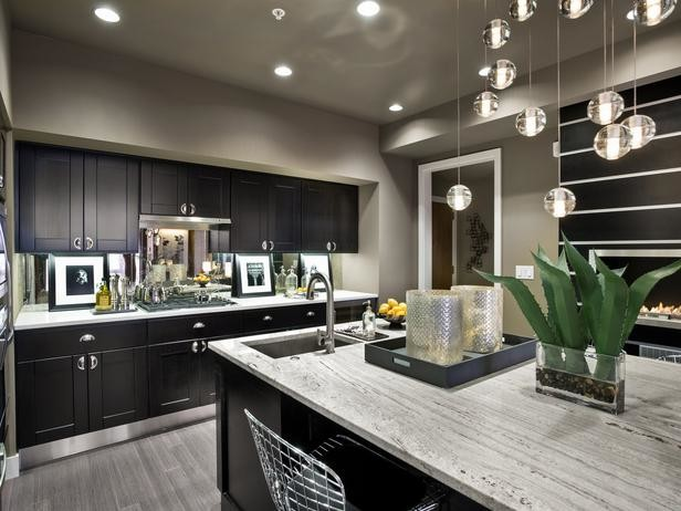 HGTV Urban Oasis 2013 Contemporary Kitchen Boston By Cabinets To Go