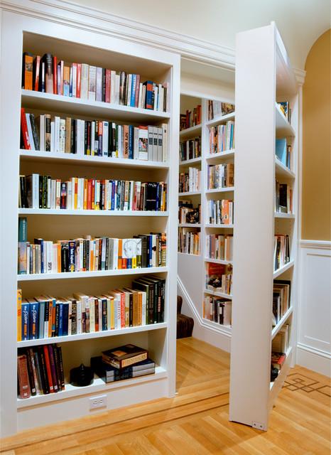new products cf950 6c6f8 Hidden door in wall bookshelf that leads to upstairs suite ...