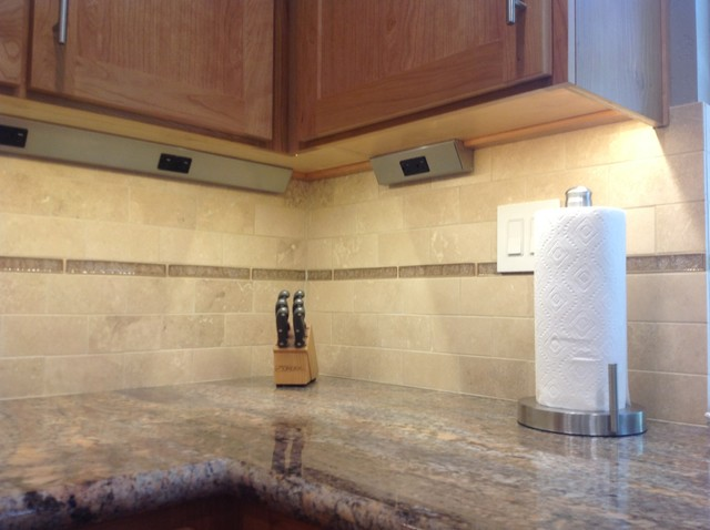 Countertop Outlet : Hidden under counter outlets - Traditional - Kitchen - san francisco ...