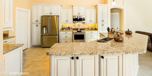 Hierholzer waypoint zelmar kitchen remodel traditional - Zelmar kitchen designs orlando fl ...