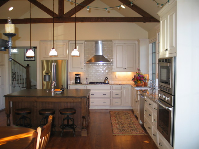 High Country Kitchens Traditional Kitchen