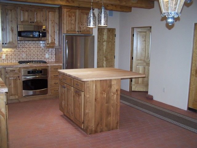 kitchen cabinet picture high desert builders rustic kitchen 2675