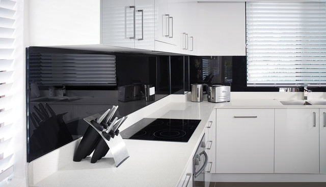 High Gloss Acrylic Wall Panels For Bathrooms U0026 Kitchens Contemporary Kitchen