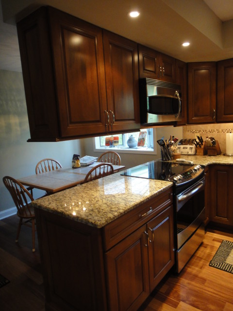 High Performance Kitchen Remodeling traditional-kitchen