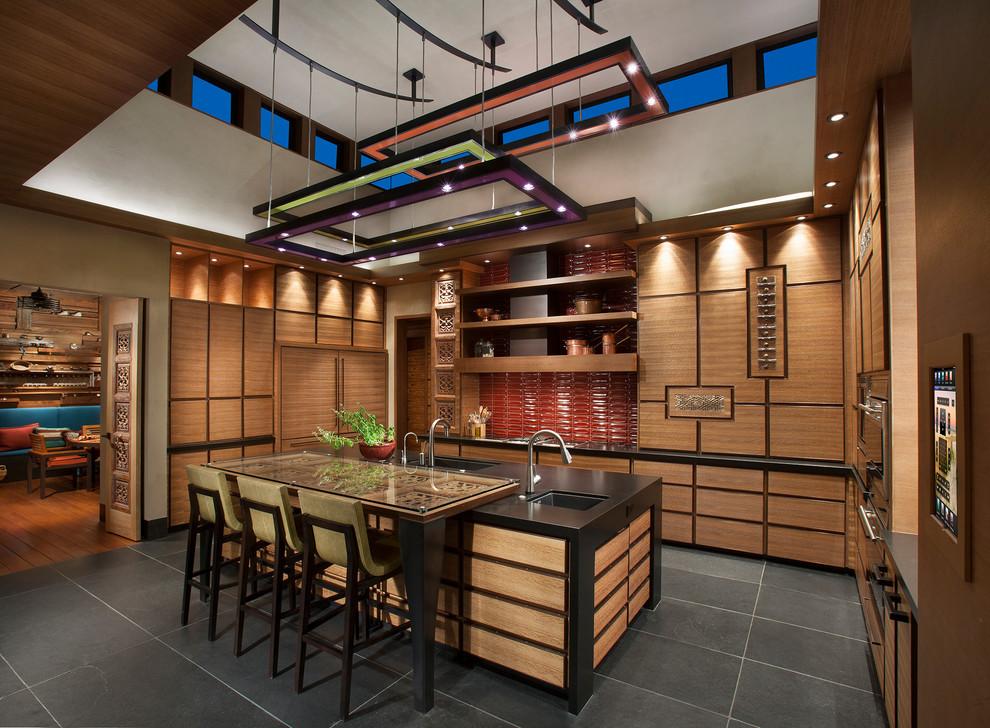 High Plain Desert - Southwestern - Kitchen - Phoenix - by ...