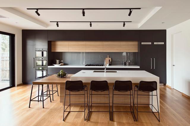 High Street Project modern-kitchen