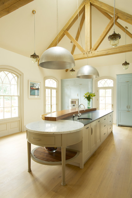 Highfield House Transitional Kitchen South West By Guild Anderson Furniture Limited