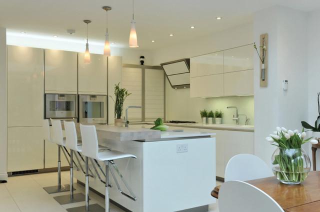 Http Www Houzz Com Photos 11132863 Highgate London Kitchen Design Contemporary Kitchen London