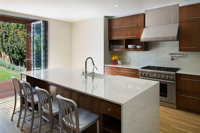 Highland House Remodel contemporary-kitchen