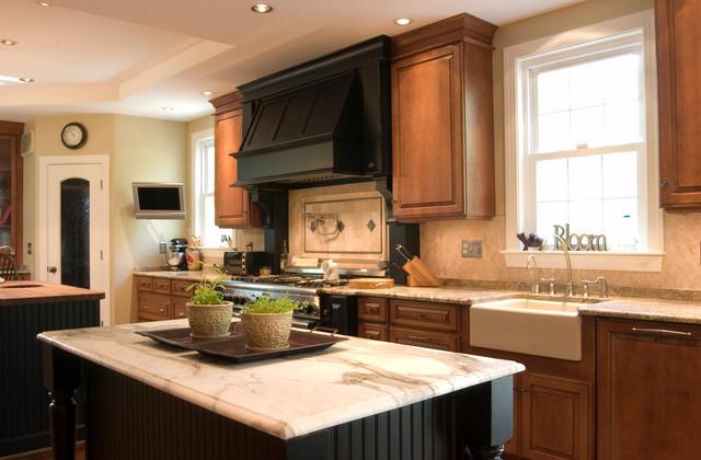 Highland Kitchen Renovation traditional-kitchen