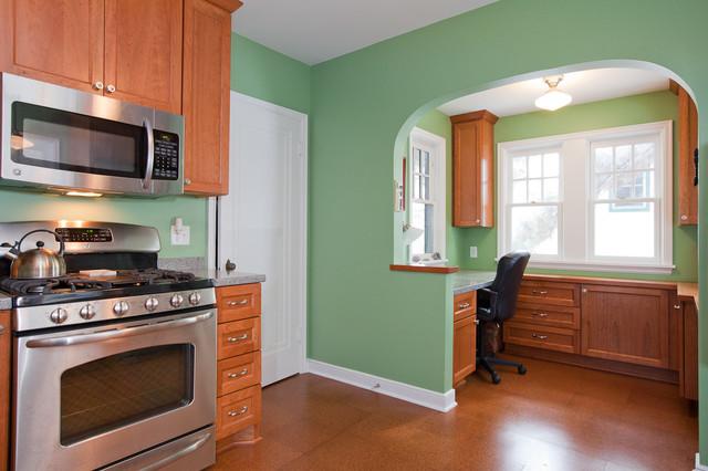 Highland Park Kitchen Remodel contemporary-kitchen