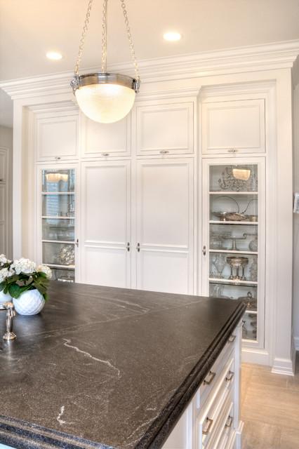 Highland Park Kitchen Remodel Transitional Kitchen Chicago By Lamantia Design Construction