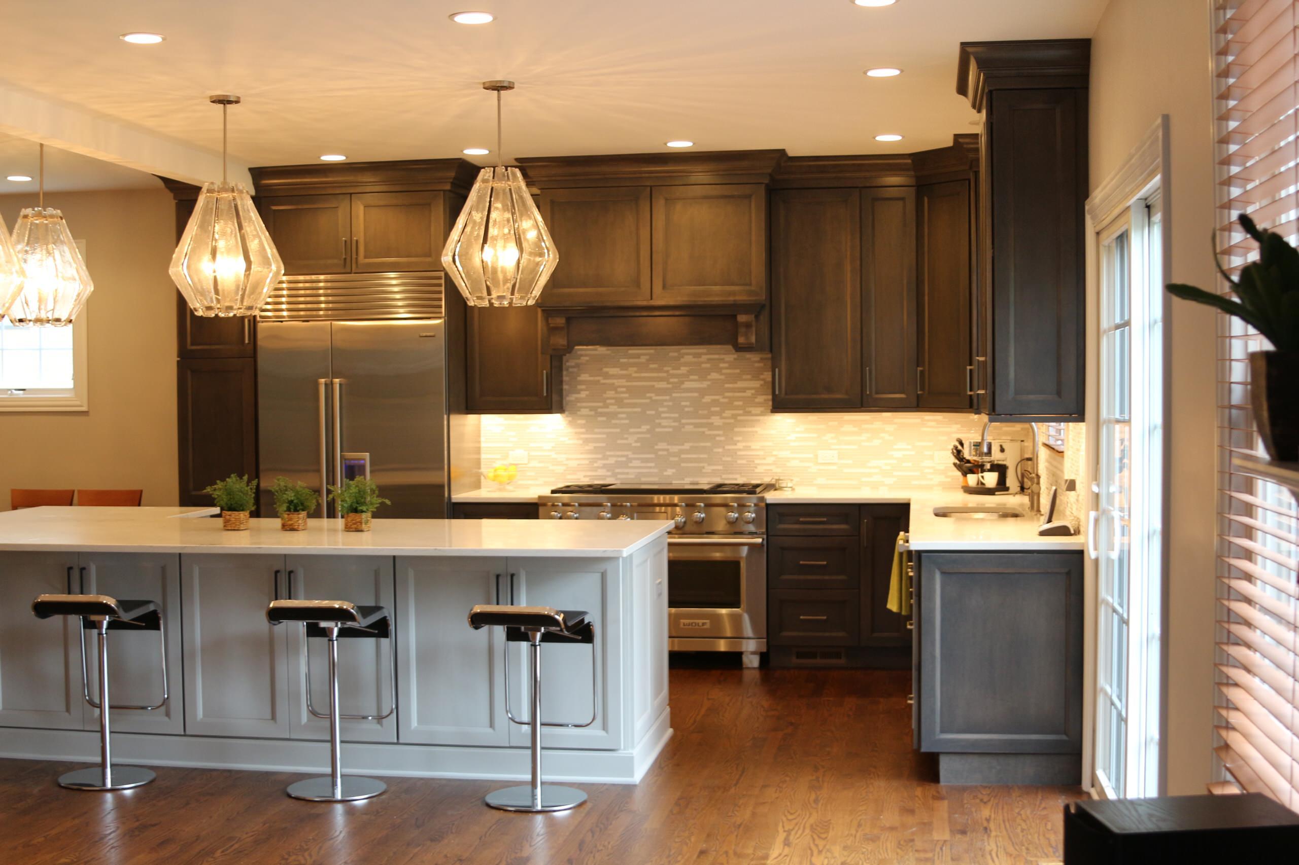 Highland Park - Major Kitchen Overhaul