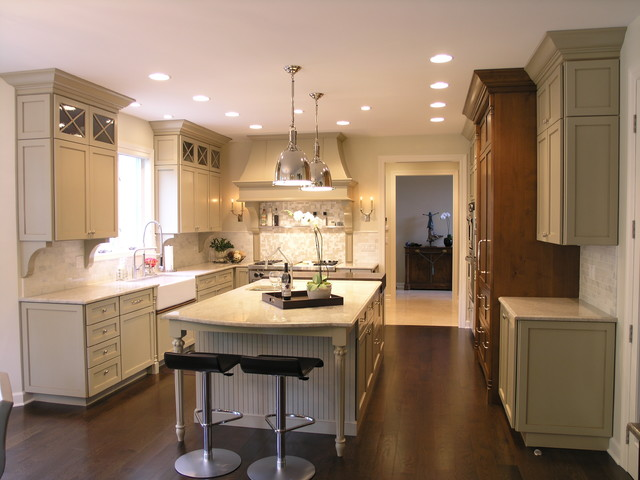 Highland Park Remodel eclectic-kitchen