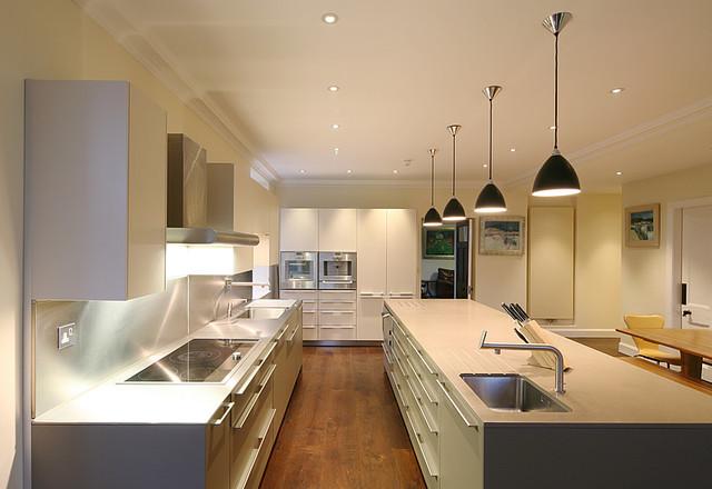 highland retreat contemporary kitchen edinburgh by kitchens edinburgh edinburgh fitted kitchens kitchen