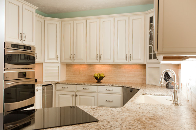 highland springs circle kitchen remodel traditional