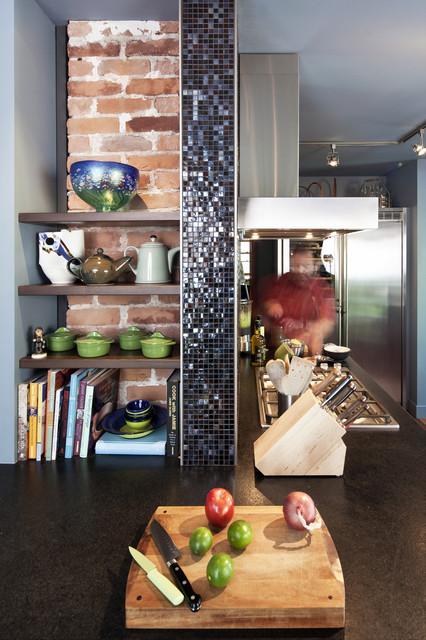 Highlands Kitchen eclectic-kitchen