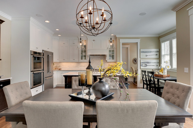 Highmark Builders - 2013 Spring Parade of Homes #303 traditional-kitchen
