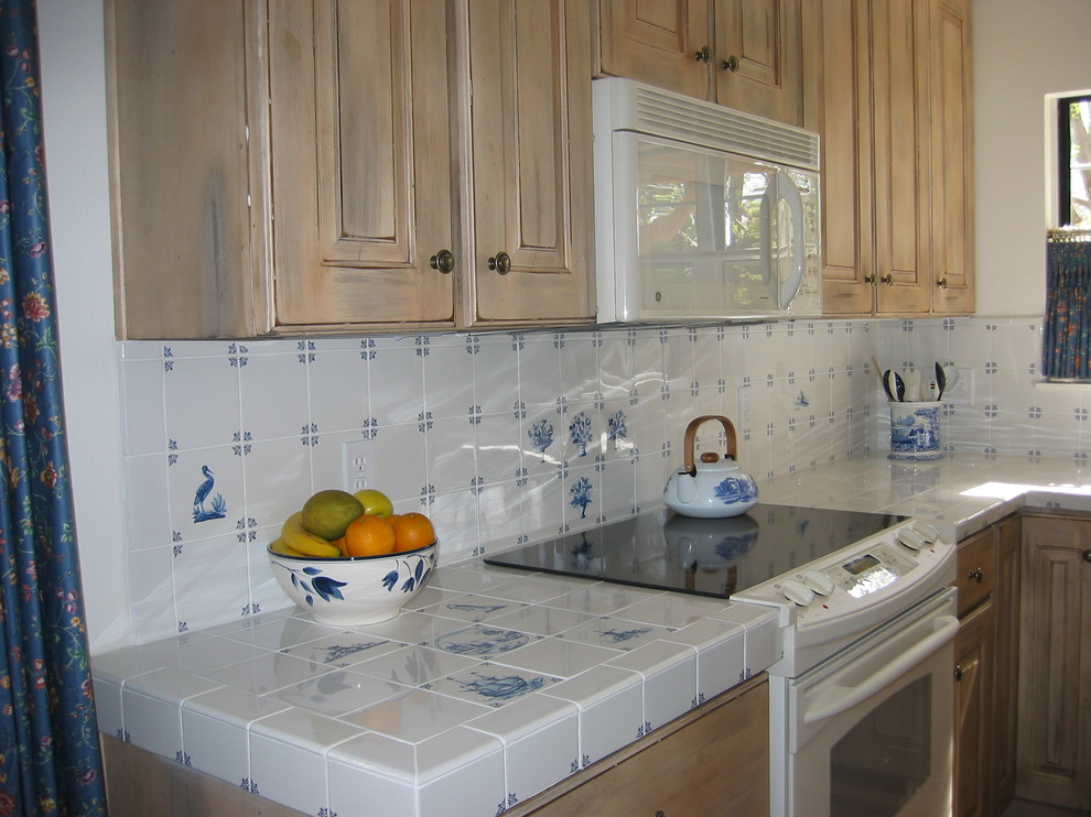 Hilger Backsplash Westraven Delft Tiles Traditional Kitchen Grand Rapids By Nelis Dutch Village Houzz