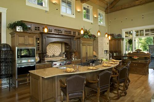 The Hillcrest Farm dream kitchen.