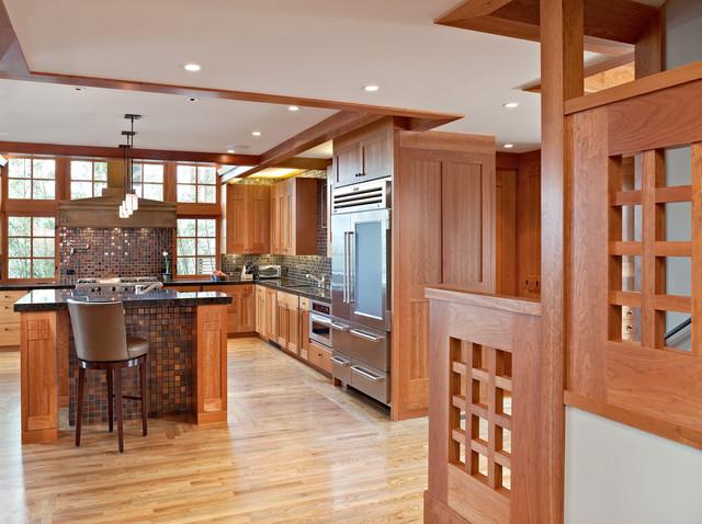 Hillcrest Remodel craftsman-kitchen