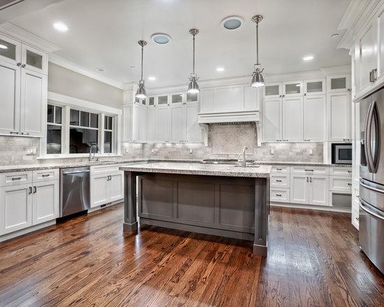craftsman u shaped kitchen design ideas remodels amp photos modern kitchen craftsman kitchen san francisco by