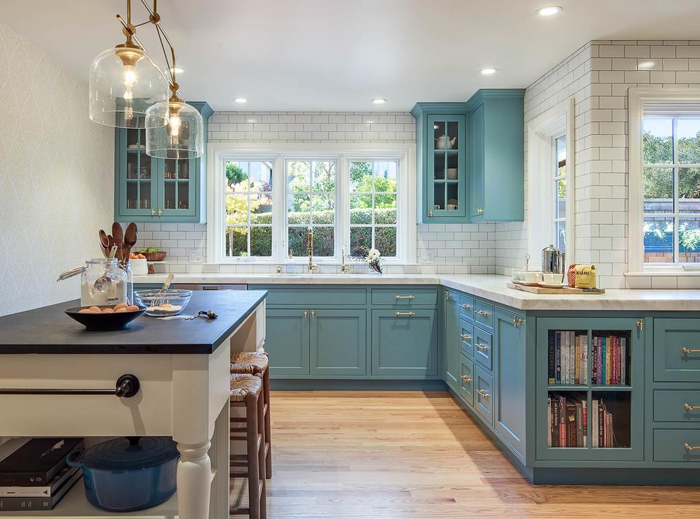 Hillsborough Haven - Traditional - Kitchen - San Francisco ...