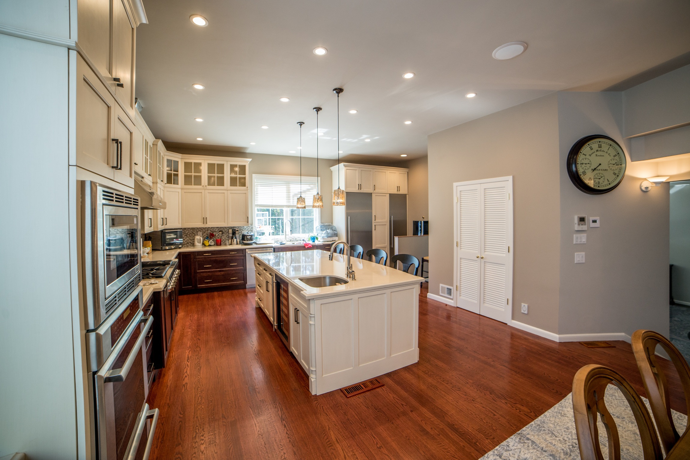 Hillsborough Kitchen and living room Remodeling