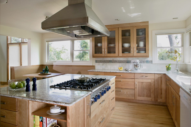 Hillsdale kitchen contemporary-kitchen