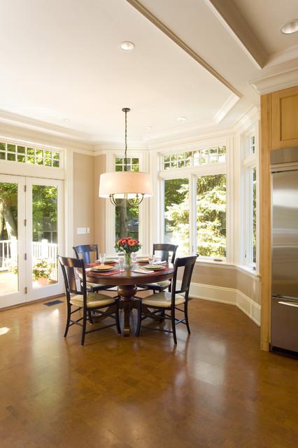 Hillside Avenue contemporary-kitchen