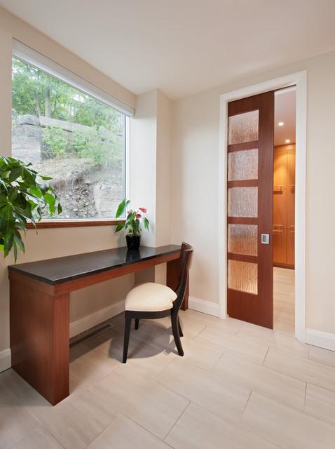 Hillside Home - Kitchen contemporary-kitchen