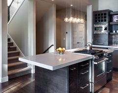 Hilltop House | Grand Vista Subdivision contemporary-kitchen