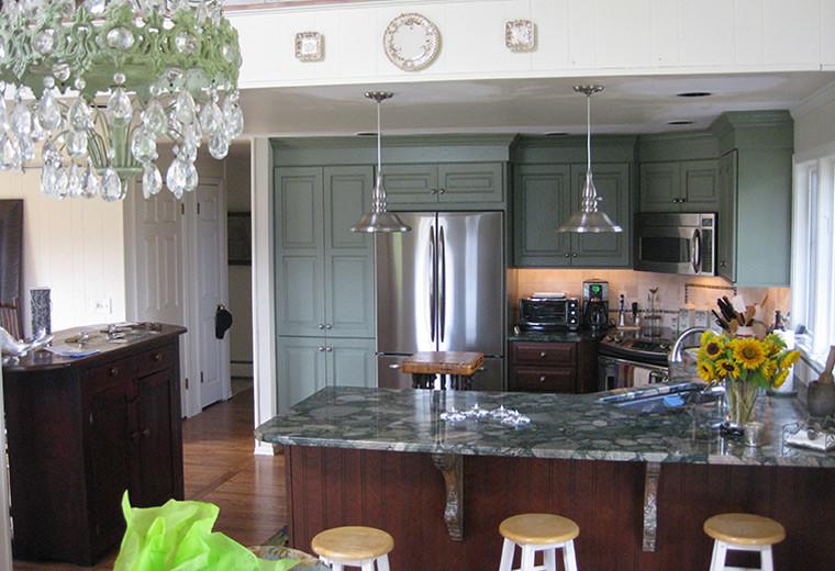 Hilltop Kitchen Countertop Set